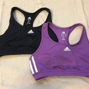 New Adidas Sports Bras